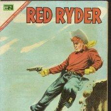 Tebeos: RED RYDER NOVARO NÚMERO 160 AÑO 1967. Lote 226262700