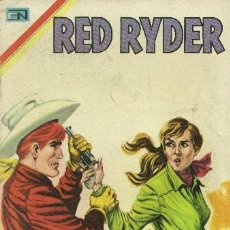 Tebeos: RED RYDER NOVARO NÚMERO 167 AÑO 1967. Lote 226263160
