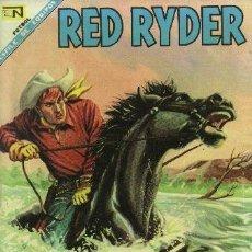 Tebeos: RED RYDER NOVARO NÚMERO 179 AÑO 1968. Lote 226263465
