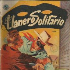 Tebeos: EL LLANERO SOLITARIO NOVARO NÚMERO 2 AÑO 1953. Lote 226270365