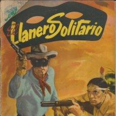 Tebeos: EL LLANERO SOLITARIO NOVARO NÚMERO 44 AÑO 1956. Lote 226270458