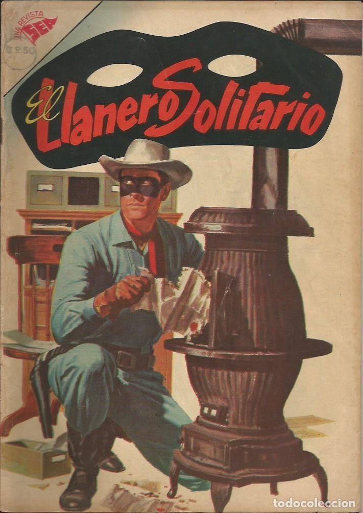 EL LLANERO SOLITARIO NOVARO NÚMERO 45 AÑO 1956 (Tebeos y Comics - Novaro - El Llanero Solitario)