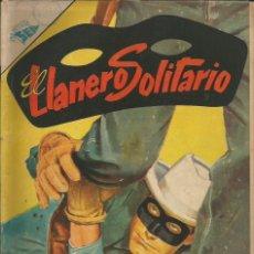 Tebeos: EL LLANERO SOLITARIO NOVARO NÚMERO 46 AÑO 1957. Lote 226270558