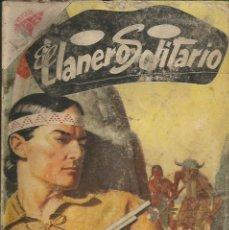 Tebeos: EL LLANERO SOLITARIO NOVARO NÚMERO 60 AÑO 1958. Lote 226270685