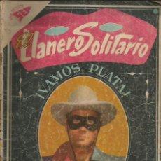 Tebeos: EL LLANERO SOLITARIO NOVARO NÚMERO 71 AÑO 1959. Lote 226270805