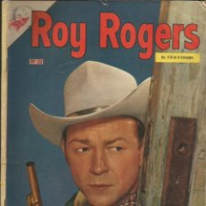 Tebeos: ROY ROGERS NOVARO NÚMERO 23 AÑO 1954. Lote 226272905