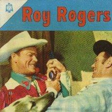Tebeos: ROY ROGERS NOVARO NÚMERO 166 AÑO 1966 LEER DESCRIPCIÓN. Lote 226273040