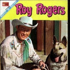 Tebeos: ROY ROGERS NOVARO NÚMERO 193 AÑO 1968 LEER DESCRIPCIÓN. Lote 226273145