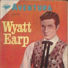 Tebeos: AVENTURA WYATT EARP NÚMERO 192 AÑO 1961. Lote 226275335