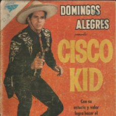 Tebeos: DOMINGOS ALEGRES CISCO KID NÚMERO 306 AÑO 1960. Lote 226277348