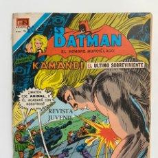 Tebeos: BATMAN 2-892 - EL HOMBRE MURCIÉLAGO- NOVARO 1977. Lote 226298040