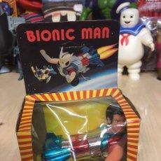 Tebeos: SUPER BIONIC MAN SUPERMAN MADE IN HONG KONG. Lote 226359990
