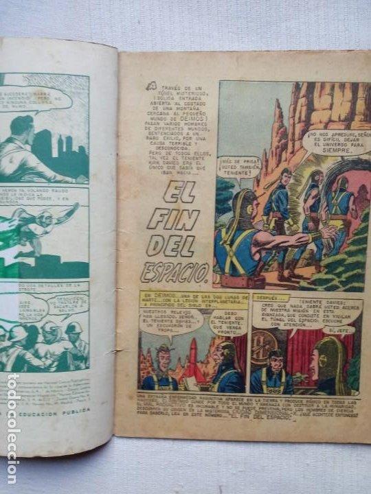 Tebeos: TITANES PLANETARIOS 11. AÑO 1954. NOVARO. MUY DIFÍCIL - Foto 3 - 226424965