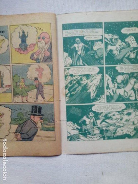 Tebeos: TITANES PLANETARIOS 11. AÑO 1954. NOVARO. MUY DIFÍCIL - Foto 6 - 226424965