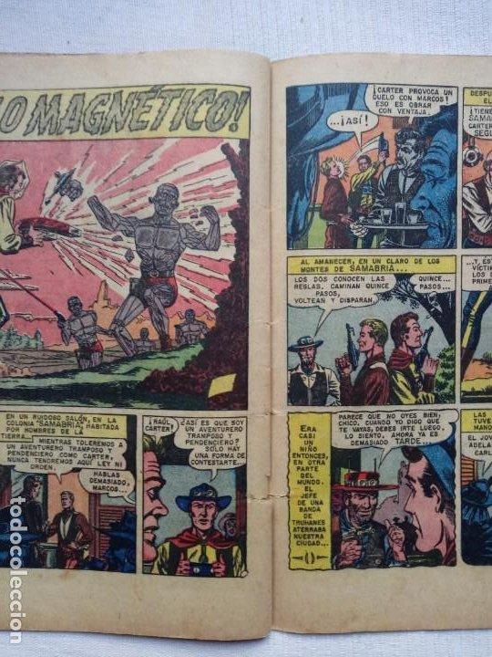 Tebeos: TITANES PLANETARIOS 11. AÑO 1954. NOVARO. MUY DIFÍCIL - Foto 5 - 226424965