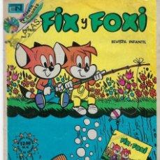 Tebeos: FIX Y FOXI - AÑO XI - Nº 127 - ENERO 28 DE 1974 *** EDITORIAL NOVARO ***. Lote 226454295