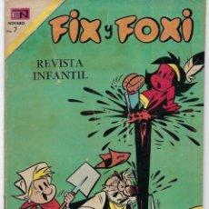 Tebeos: FIX Y FOXI - AÑO IX - Nº 100 - ENERO 3 DE 1972 *** EDITORIAL NOVARO ***. Lote 226455190