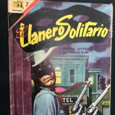 Tebeos: COMIC EL LLANERO SOLITARIO Nº 177 EDITORIAL NOVARO. Lote 226587051