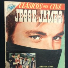 Tebeos: COMIC CLASICOS DEL CINE Nº 23 JESSE JAMES EDITORIAL NOVARO. Lote 226612320