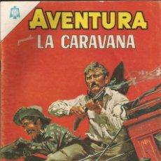 Tebeos: AVENTURA LA CARAVANA NUMERO 366 1965 LEER DESCRIPCIÓN. Lote 226916770