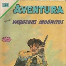Tebeos: AVENTURA VAQUEROS IND'OMITOS NUMERO 648 1970 LEER DESCRIPCIÓN. Lote 226917390