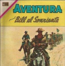Tebeos: AVENTURA BILL EL SONRIENTE NUMERO 640 1970 LEER DESCRIPCIÓN. Lote 226917630
