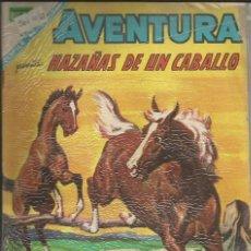 Tebeos: AVENTURA HAZAÑAS DE UN CABALLO NUMERO 561 1968 LEER DESCRIPCIÓN. Lote 226918090