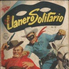 Tebeos: EL LLANERO SOLITARIO NUMERO 18 1954 LEER DESCRIPCIÓN. Lote 226918795