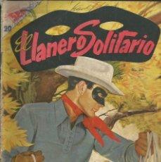 Tebeos: EL LLANERO SOLITARIO NUMERO 20 1954 LEER DESCRIPCIÓN. Lote 226918935