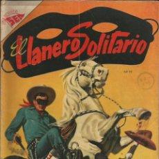 Tebeos: EL LLANERO SOLITARIO NUMERO 11 1954 LEER DESCRIPCIÓN. Lote 226919240