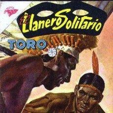 Tebeos: EL LLANERO SOLITARIO NUMERO 104 1961 LEER DESCRIPCIÓN. Lote 226919395