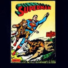 Tebeos: SUPERMAN - LIBROCOMIC - TOMO XVII (17 ) - 1974 - EDITORIAL NOVARO - ORIGINAL - COMO NUEVO. Lote 227071160