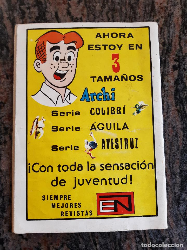 Tebeos: COMIC BATMAN NUMERO 825. EDICIONES NOVARO SERIE AGUILA. 1976. - Foto 2 - 227684485