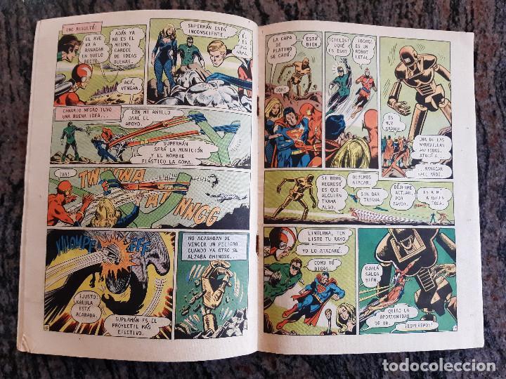 Tebeos: COMIC BATMAN NUMERO 825. EDICIONES NOVARO SERIE AGUILA. 1976. - Foto 3 - 227684485