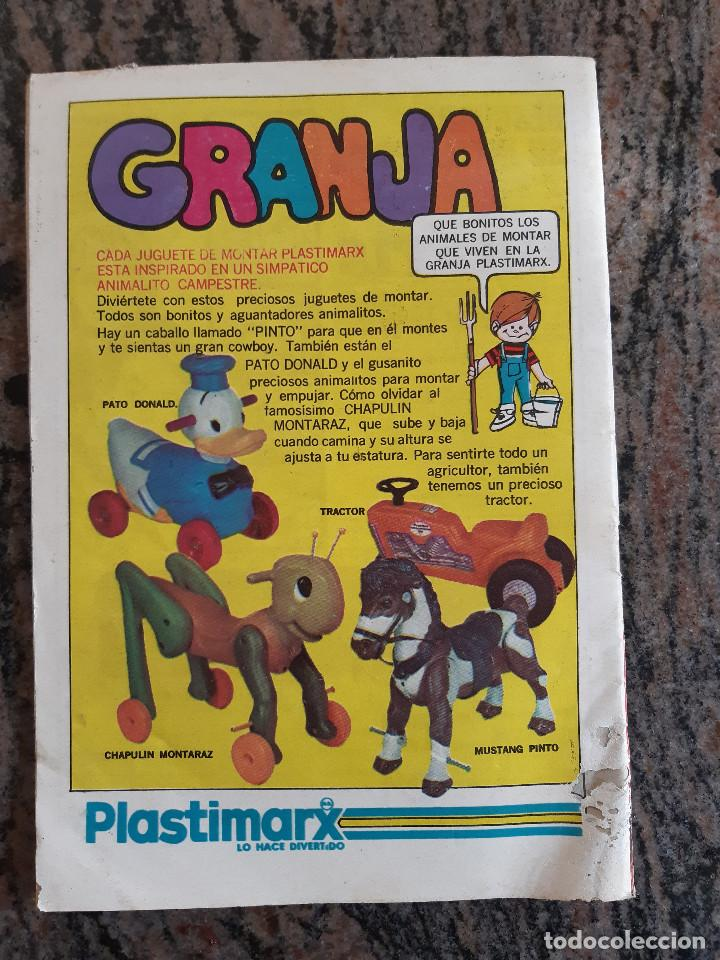 Tebeos: COMIC BATMAN NUMERO 2-928. EDICIONES NOVARO SERIE AGUILA. 1978. - Foto 2 - 227686770