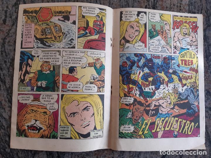 Tebeos: COMIC BATMAN NUMERO 2-928. EDICIONES NOVARO SERIE AGUILA. 1978. - Foto 3 - 227686770