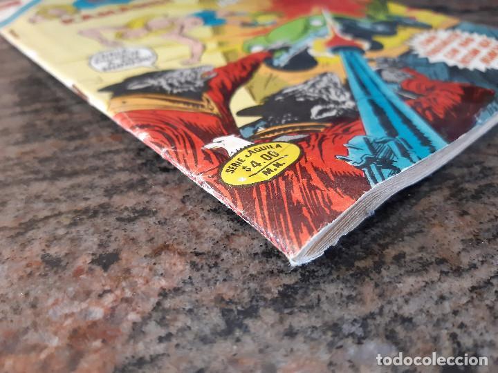 Tebeos: COMIC BATMAN NUMERO 2-928. EDICIONES NOVARO SERIE AGUILA. 1978. - Foto 4 - 227686770