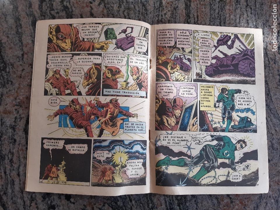 Tebeos: COMIC BATMAN NUMERO 802. EDICIONES NOVARO SERIE AGUILA. 1975. - Foto 3 - 227687630