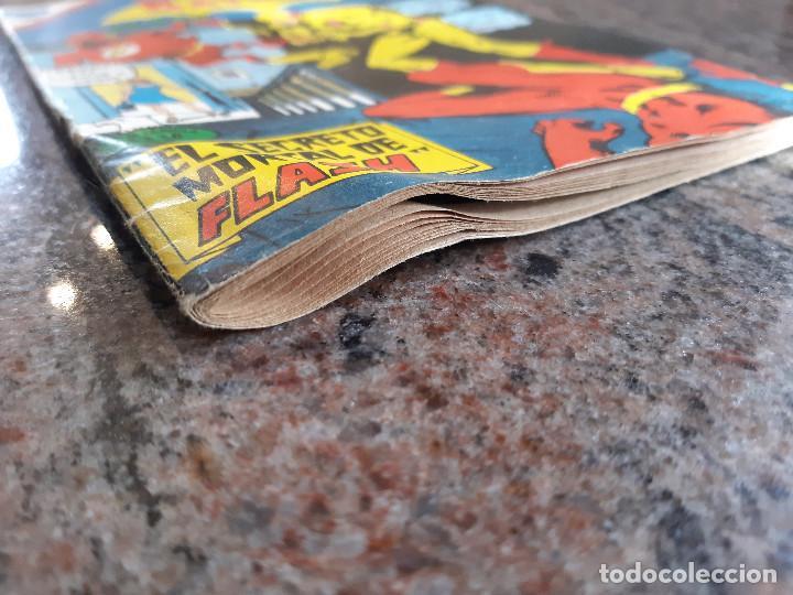 Tebeos: COMIC BATMAN NUMERO 802. EDICIONES NOVARO SERIE AGUILA. 1975. - Foto 4 - 227687630