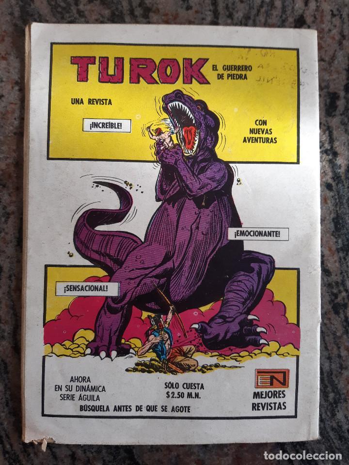Tebeos: COMIC BATMAN NUMERO 809. EDICIONES NOVARO SERIE AGUILA. 1975. - Foto 2 - 227688755