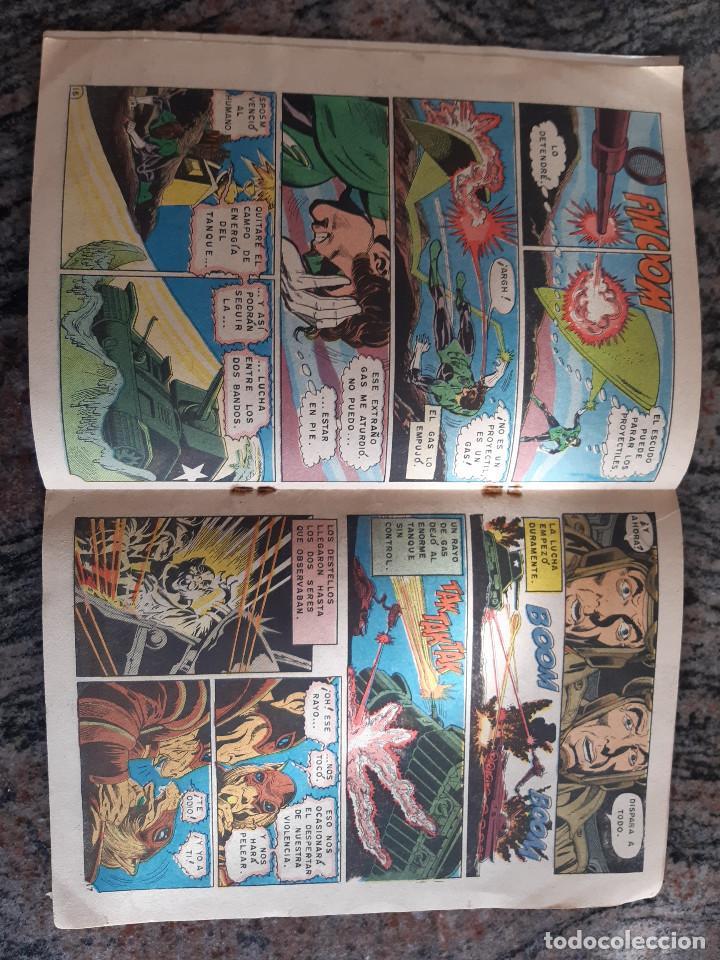 Tebeos: COMIC BATMAN NUMERO 809. EDICIONES NOVARO SERIE AGUILA. 1975. - Foto 3 - 227688755
