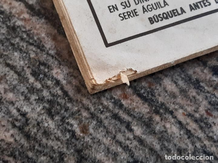 Tebeos: COMIC BATMAN NUMERO 809. EDICIONES NOVARO SERIE AGUILA. 1975. - Foto 4 - 227688755