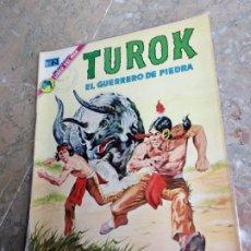 Tebeos: TUROK Nº 50 NOVARO. Lote 227724180