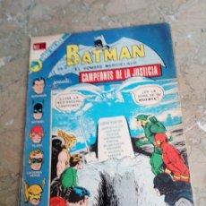 Tebeos: BATMAN Nº 689 NOVARO. Lote 227753315