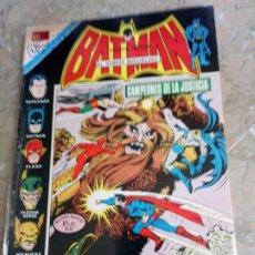Tebeos: BATMAN Nº 699 NOVARO. Lote 227871500