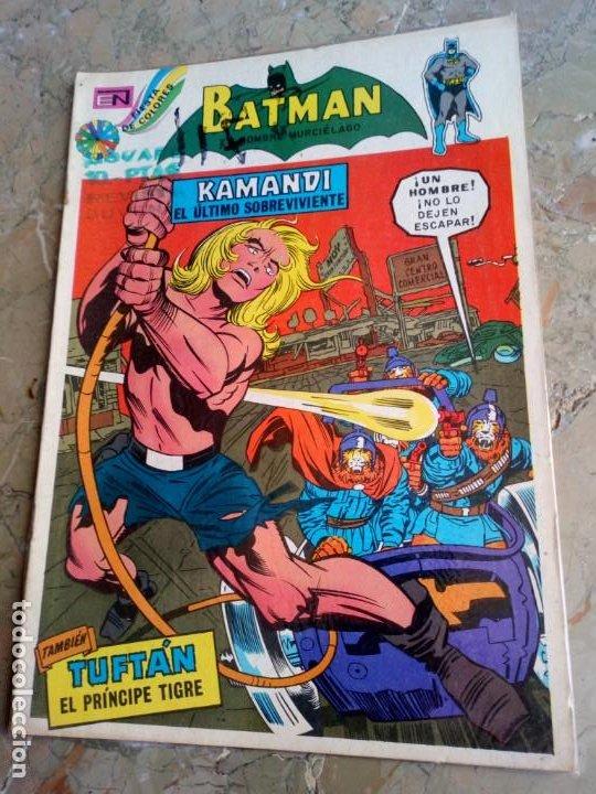 BATMAN Nº 719 NOVARO (Tebeos y Comics - Novaro - Batman)