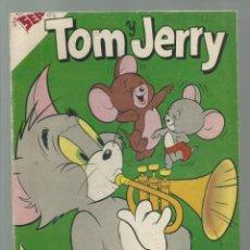 Tebeos: TOM Y JERRY 98, 1958, NOVARO, ENCUADERNACIÓN. COLECCIÓN A.T.. Lote 228051575