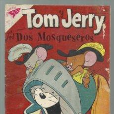 Tebeos: TOM Y JERRY 97, 1958, NOVARO, USADO. COLECCIÓN A.T.. Lote 228051850
