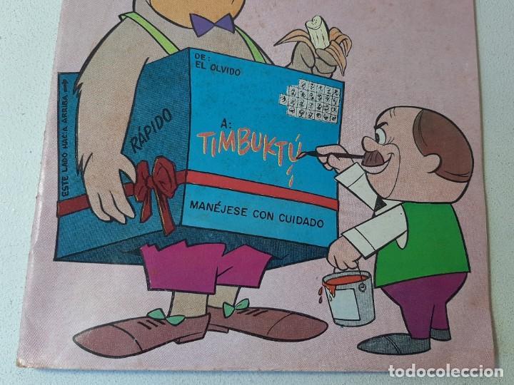 Tebeos: NOVARO : CHIQUILLADAS EN TV Nº 201 - MAGUILA Y SUS AMIGOS - ED. NOVARO AÑO 1967 - Foto 3 - 228086245