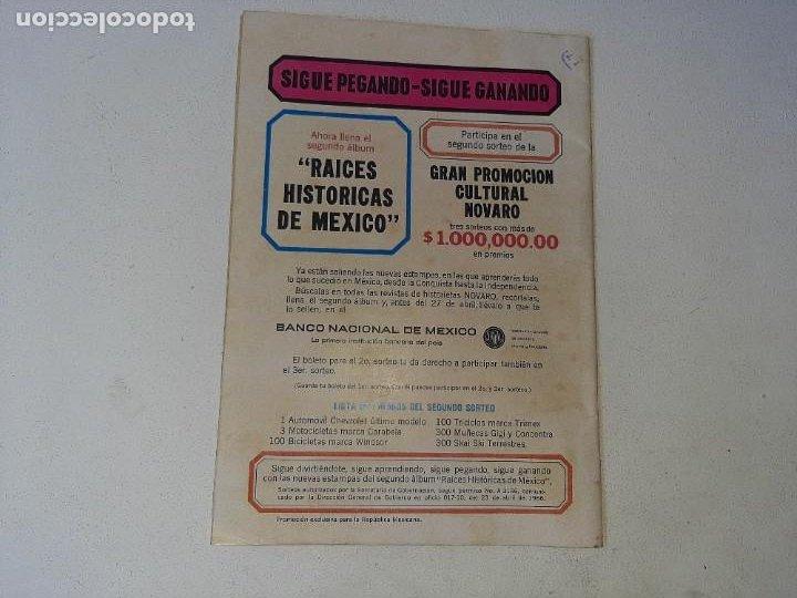 Tebeos: NOVARO : CHIQUILLADAS EN TV Nº 201 - MAGUILA Y SUS AMIGOS - ED. NOVARO AÑO 1967 - Foto 7 - 228086245
